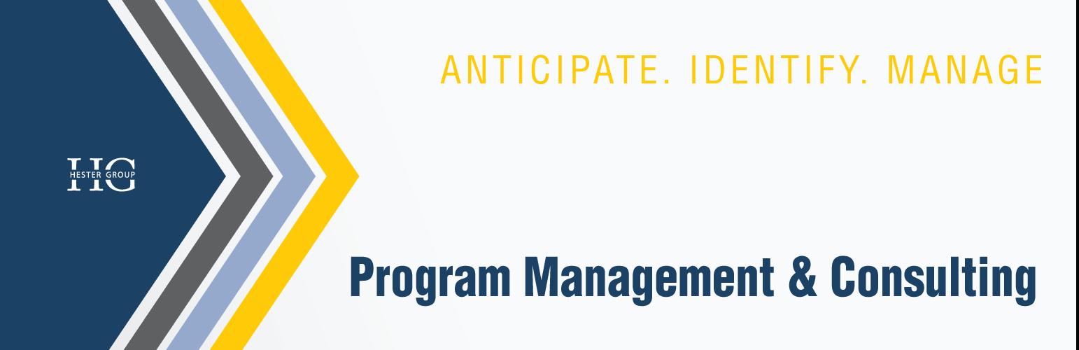Hester Group Program Management